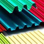 Металлопрофиль цвета, фото