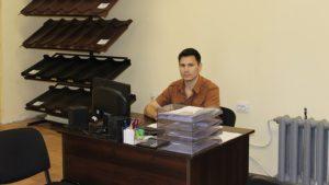 Фото офисного помещения компании СтройВита