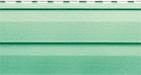 Фасадный виниловый сайдинг «Альта-профиль» : фото образца панели, цвет - фисташковый