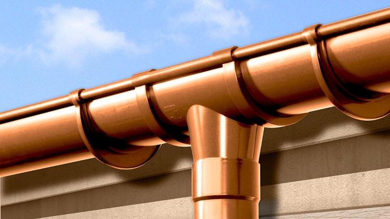 Купить водосточную систему недорого
