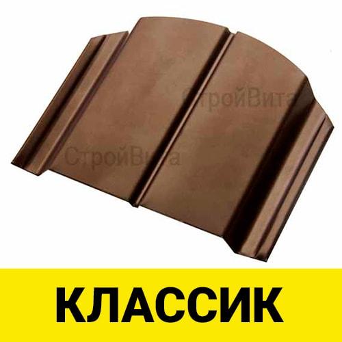 Металлический штакетник Классик от производителя Юнис Трейд, доставка в Минск