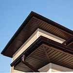 Софит для подшивка крыши