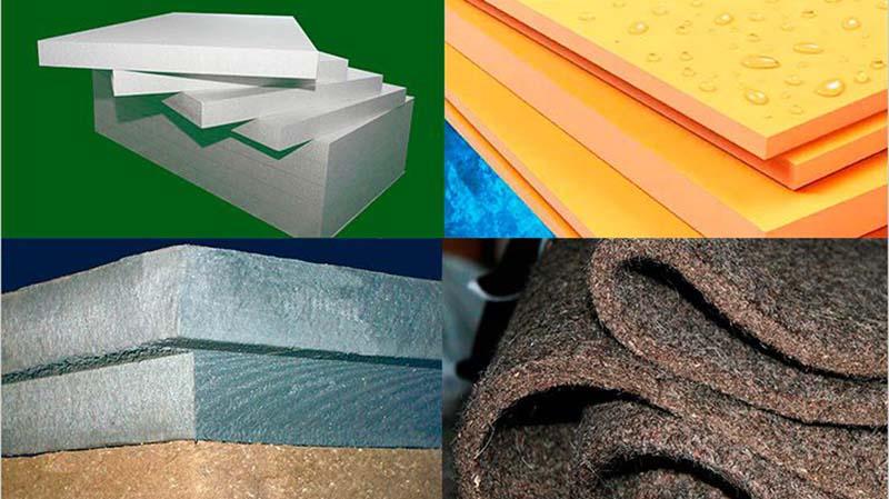 Какую теплоизоляцию лучше выбрать для утепления стен, крыши пола дома