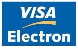 Оплата товара картой «VISA Electron»