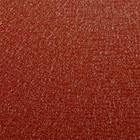 Цвет модульной металлочерепицы Germania в покрытии PLADUR® Wrinkle Mat - RAL 8004 (кирпичный)