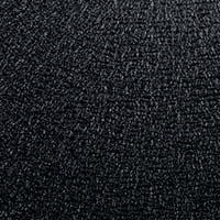 Черный цвет модульной черепицы Germania с покрытием PLADUR® Wrinkle Mat