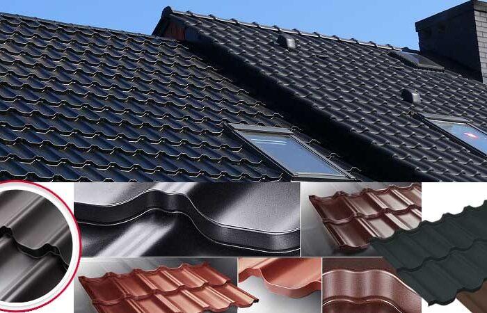 Как правильно выбрать самую лучшую металлочерепицу для крыши