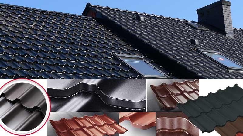 Как избежать ошибок при выборе металлочерепицы для крыши
