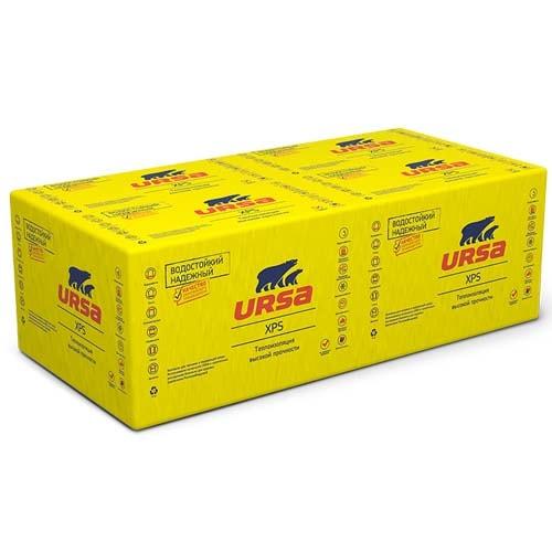 Предлагаем купить утеплитель экструдированный пенополистирол URSA XPS N-III-G4