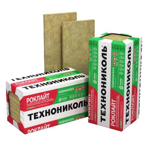 Предлагаем купить каменную вату Технониколь Роклайт 50, 100 мм