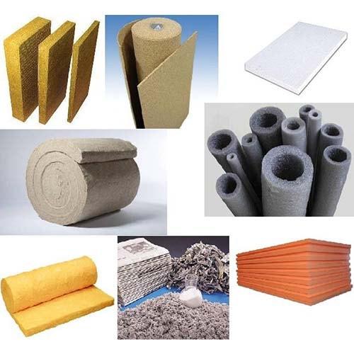 Теплоизоляционные материалы, основные виды, характеристики
