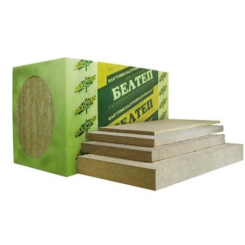 Каменная вата в плитах БелТеп Руф 30, характеристики
