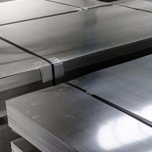 Лист стальной оцинкованный 0,45х1250х2500 мм
