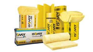 Утеплители для стен, пола и кровли: минвата в плитах и матах марки «Изовер» («ISOVER»)