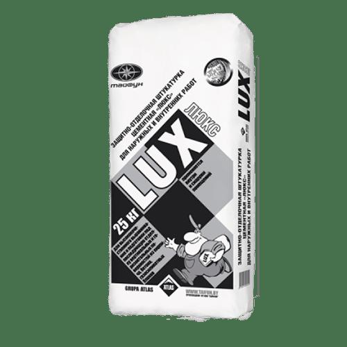 Штукатурка цементная защитно отделочная Люкс 25кг, цена