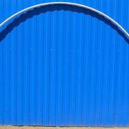 Металлическая оцинкованная дуга для теплицы из листового поликарбоната Плюс, Агросфера, фото