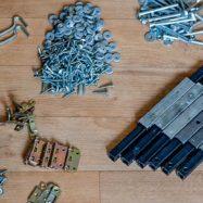 Фото набора фурнитуры для сборки теплицы с покрытием из поликарбоната с ультрофиолетовой защитой Титан, Агросфера