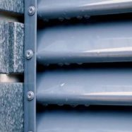 Забор-жалюзи Твинго фото