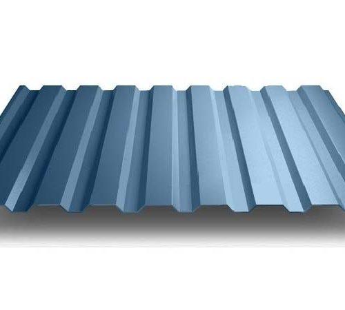 Металлопрофиль для забора и крыши