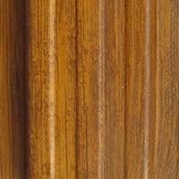 Фото цвета металлического штакетника - светлое дерево