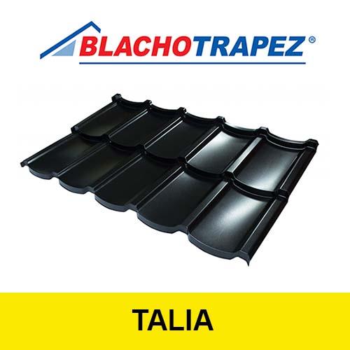 Модульная металлочерепица Талия от производителя Blachotrapez, фото