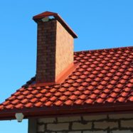 Крыша из модульной металлочерепицы Armano фото