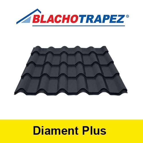 Металлочерепица Diament Plus от польского производителя Бляхотрапез (Blachotrapez), фото