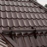 Металлочерепица Классик (classic), фото крыши