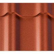Металлочерепица grand line kvinta с покрытием velur от производителя Grand Line, фото