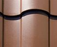 Гранд лайн (Grand Line) металлочерепица от производителя, покрытие Полидекстр (Polydexter), фото