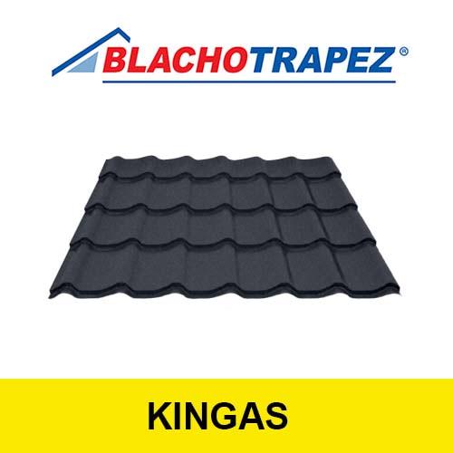 Металлочерепица Kingas от производителя Blachotrapez, фото и цены на сайте