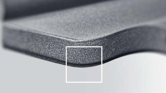 Запатентованное решение Budmat изгиб нижней части листа, металлочерепицы Феррара