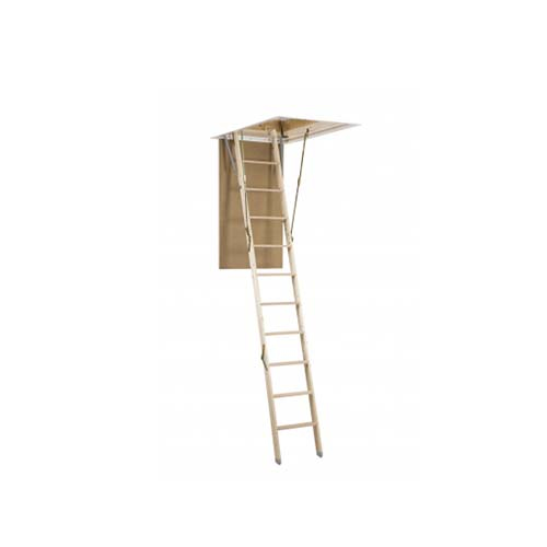 Лестница на чердак Velta Базовая, производитель Velux