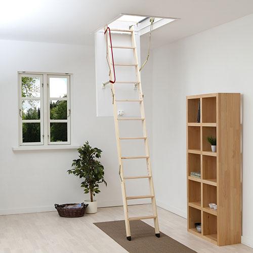 Лестница на чердак Велта Престиж