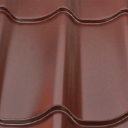 Тип покрытия металлочерепицы prisma