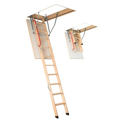 Складная лестница на чердак Fakro LWK Plus