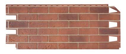 Фасадные панели Vox Solid Brick цвет Bristol