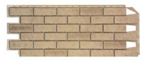 Фасадные панели Вокс Solid Brick цвет Exeter
