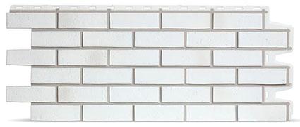 Фасадная панель Деке кирпич серый Berg