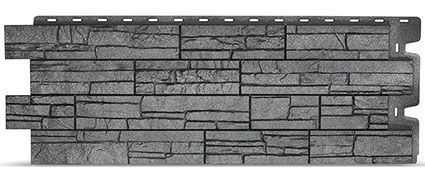 Фасадные панели для отделки дома Docke Stein под камень