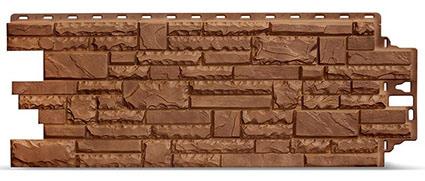 Фасадные панели Деке Stern цвет коричневый