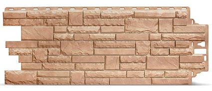 Фасадные панели Деке Stern цвет светло-коричневый