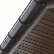 Софит для крыши металлический Металлпрофиль
