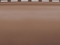 Цвет сайдинга красно-коричневый блок хаус Альта Профиль