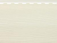 Сайдинг наружный виниловый цвет кремовый