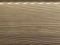 Сайдинг наружный Альта Профиль серии Альта-Борд цвет дуб
