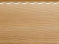 Сайдинг наружный Альта Профиль серии Альта-Борд цвет кедр